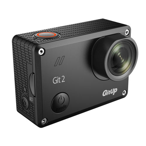 Git2 PRO  2k/4k Full-HD Action-Cam (Neue v1.4 FW !)
